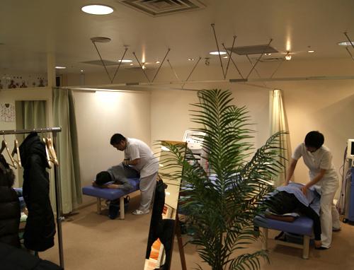 リフレッシュ鍼灸整骨院ラフィラ分院